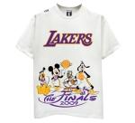 Disneyland Lakers NBA Finals Tee Shirts