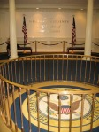 Great Hall of Presidents at Disney World