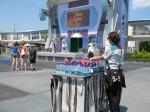 Stitch at Disney Magic Kingdom Show