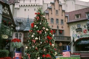 Disney chrismas Tree