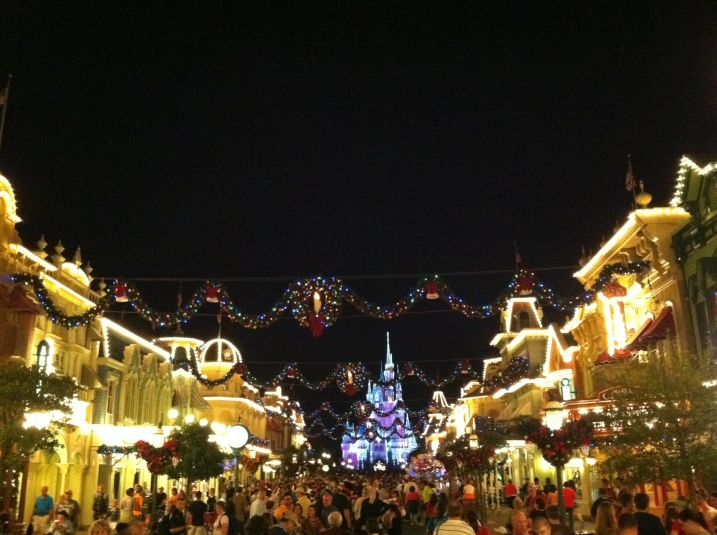 Walt Disney World Christmas