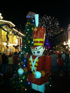 Magic Kingdom Orlando Christmas