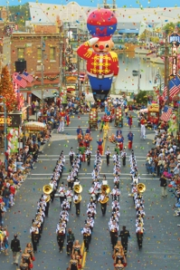 Macys Universal orlando parade Music