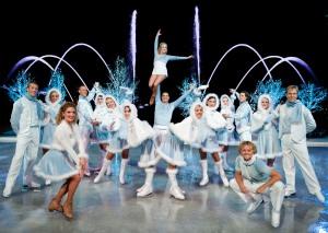 SeaWorld  Holidays Ice Show
