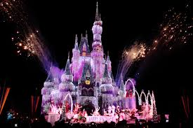 Holiday Cinderella Castle