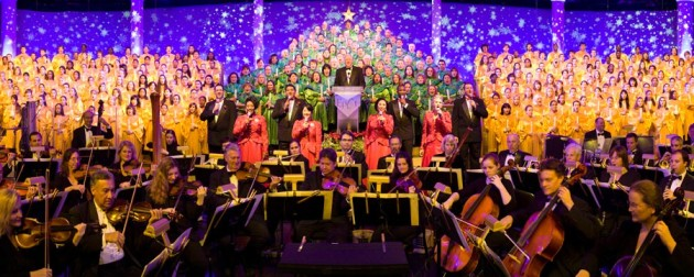 walt disney world candlelight processional