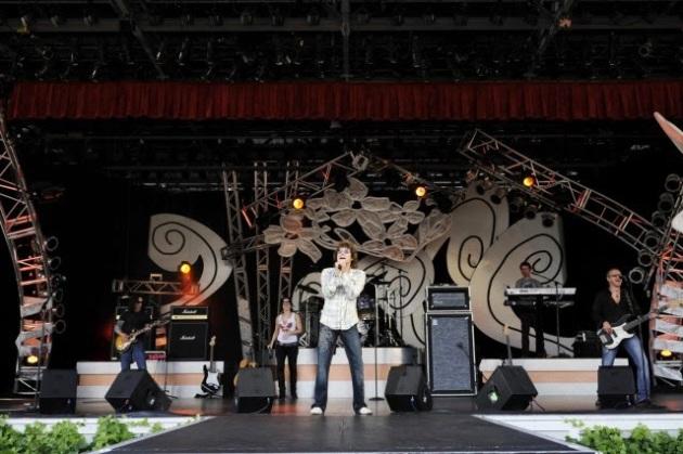 Epcot Concerts