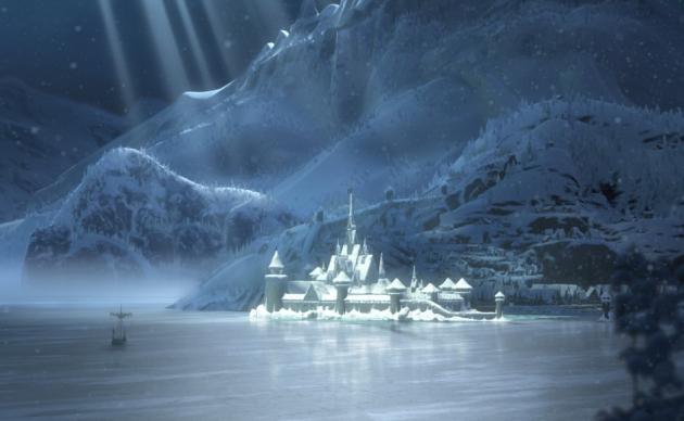 frozen plan atraction fro Disney