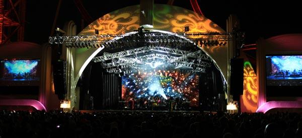 Mardi Grass Concerts Universal Studios