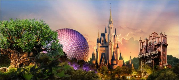 Walt-Disney-World-Icons