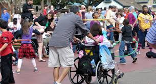 theme parks disabilities