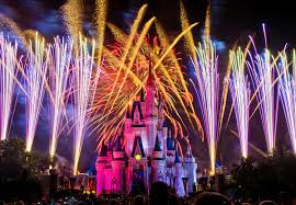 Wishes Magic Kingdom