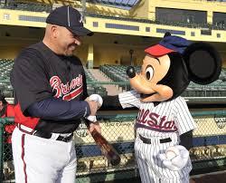 Atlanata Braves at Disney