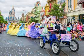 easter at Magic Kingdom