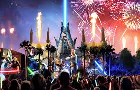 Stars Wars  Galactic Spectacular