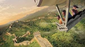 soarin aorund the world